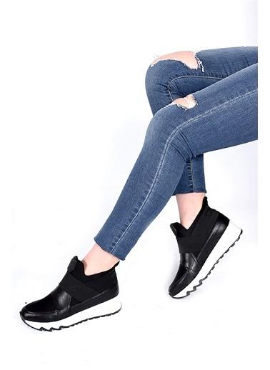 Sapin Spor Ayakkabı Siyah